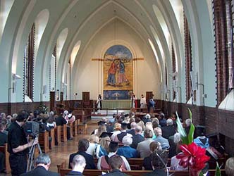 St Katharine's Chapel